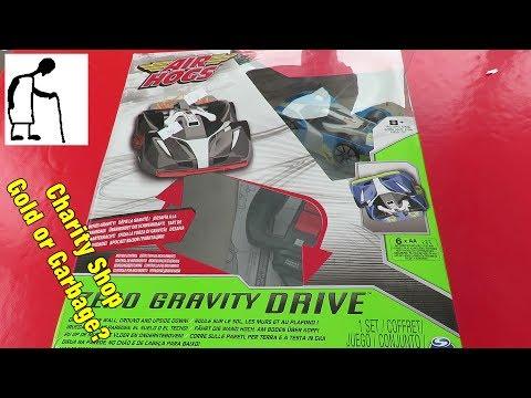 Grey Versand aus UK Air Hogs Zero Gravity Drive