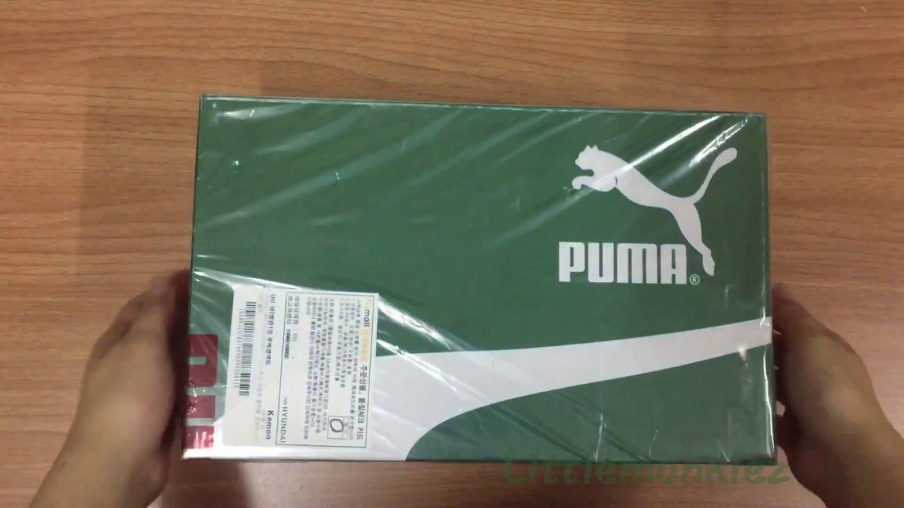 puma basket platform trace kr wns
