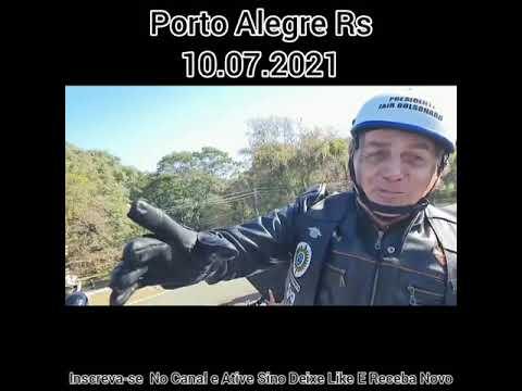 ? Motociata Em Porto Alegre Rs Não Foi Boa Segundo MIDIA ! Imagine As Pesquisas ?  VEJA ? olhocerto