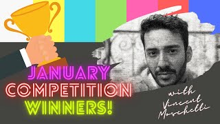 January Photo Competition Winners!