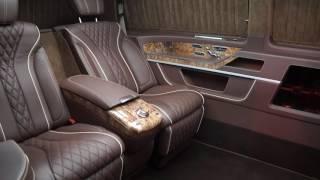 видео Porsche Panamera Stingray от ателье TopCar