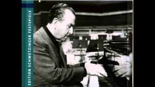 Arrau plays Beethoven - Rondo in G Major, Op. 51 N°2