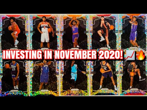 Best Sports Cards to Invest in November 2020! - Sports Card Investing