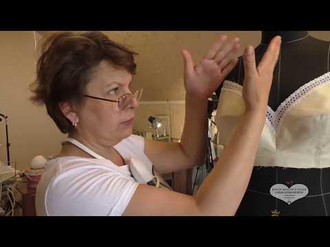 Как снять мерки для пошива бюстгальтера