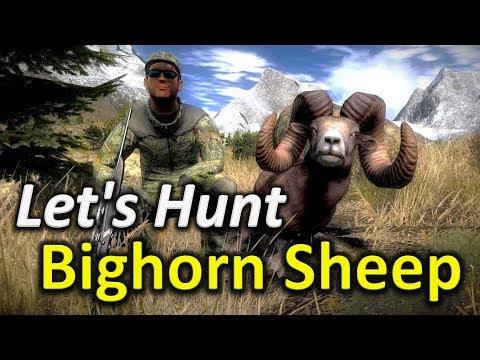 TheHunter Hunting Game - Let's Hunt BIGHORN SHEEP