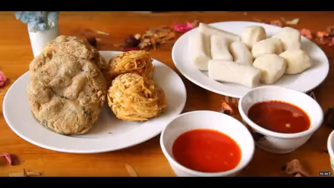 Pempek Bangka Dan Kue Bong Li Piang Dan Lempah Kuning Bangka Belitung Youtube