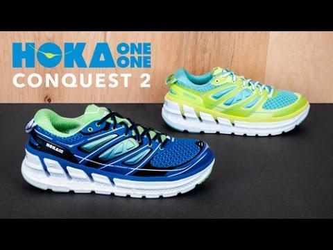 hoka one one conquest 2