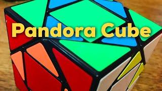 Pandora Cube Unboxing - MoFang JiaoShi