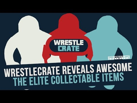 Wrestle Crate Reveals Awesome EXCLUSIVE The Elite Collectible Items