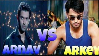 Arnav VS arkey arnav'mı yoksa arkey'mi izle ve gör