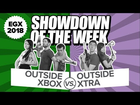 Showdown of the Week 2018! Outside Xbox and Outside Xtra Showdown Live from EGX 2018