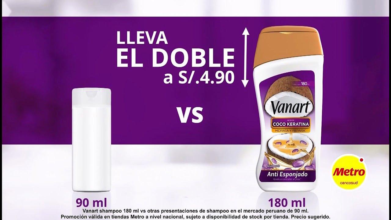 VANART Mega Sachetón y VANART 180ml (Perú 2020)