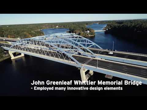 John Greenleaf Whittier Bridge