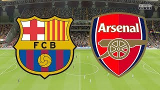 ... barcelona look to defend there title as they play barcelona! who's going home wi...
