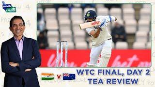 Virat Kohli playing cautiously as India aims to put 300 on board: Harsha Bhogle