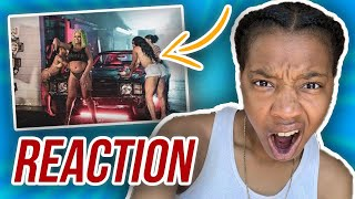 REACTION to Mulatto - ATL Hoe [Official Music Video]