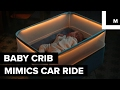 Ford crib will trick your baby into falling asleep