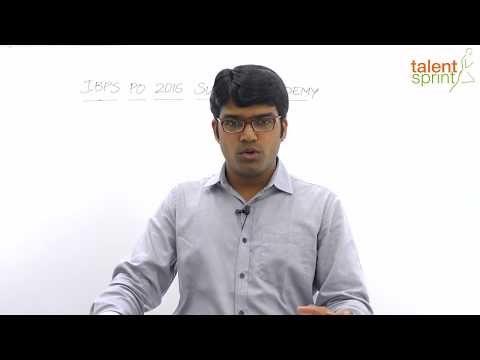 IBPS PO Success Academy 2016 || 5 Habits to Kick || Banking Careers