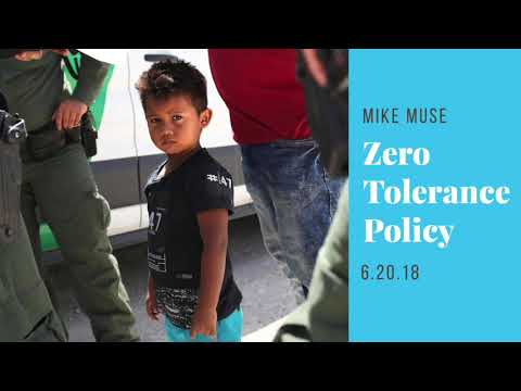 """Mike Muse Talks About President Trump's """"Zero Tolerance"""" Policy"""