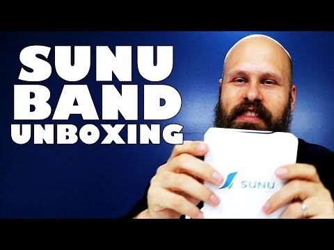 Sunu Band Unboxing - The Blind Life