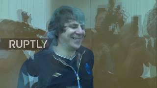 Russia  Nemtsov murder suspects in court before jury deliver verdict