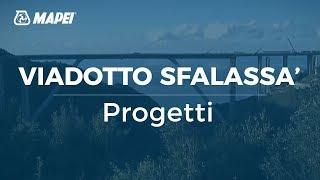 MAPEI: Viadotto Sfalassà sulla SA-RC - ripristino calcestruzzo