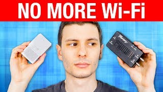 How to Hardwire Your Internet EVEN WITHOUT Ethernet Wiring in Your House!