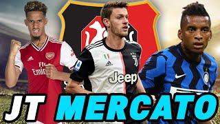 Le Stade Rennais ne s'arrête plus | Journal du Mercato