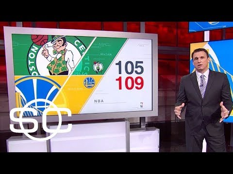 The Warriors offense is just too explosive | SportsCenter | ESPN