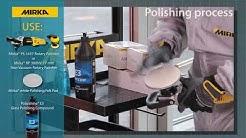 Glass Sanding Solution