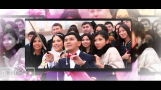 Свадебный клип Багдат & Дана