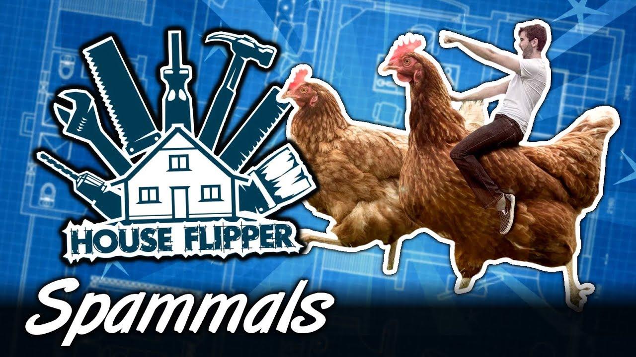 House Flipper | Part 11 | The Cracky Kitchen - YouTube