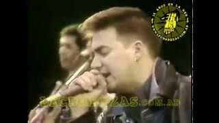 """LOS FABULOSOS CADILLACS """"EL GENIO DEL DUB"""" @ La Noche del Sábado, 02/09/1989"""