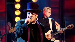 Mark Ronson & The Business Intl ft Boy George -  Somebody To Love Me - hd 720p
