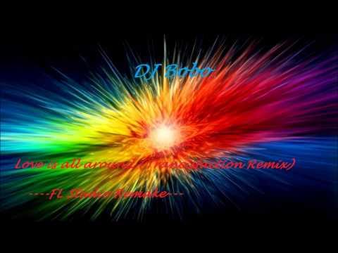 DJ Bobo - Love is all around (Trancisfaction Remix) ---FL Studio Remake---