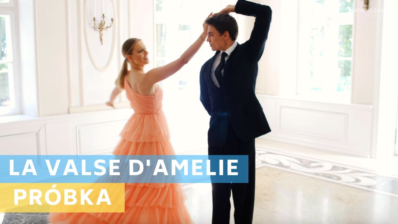 Sample : La Valse D'Amelie | Amelie Soundtrack  | Wedding Dance Choreography | Viennese Waltz |