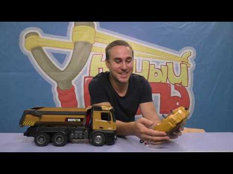Радиоуправляемый грузовик Huina 1573 1:10
