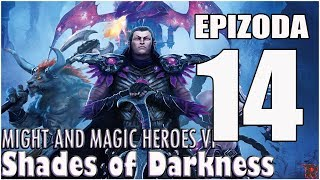 Heroes of Might and Magic VI: Shades of Darkness | #14 | Belketh | CZ / SK Let