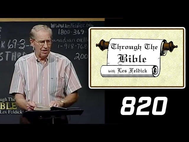 [ 820 ] Les Feldick [ Book 69 - Lesson 1 - Part 4 ] Redeem, Redeemed, Redemption |d