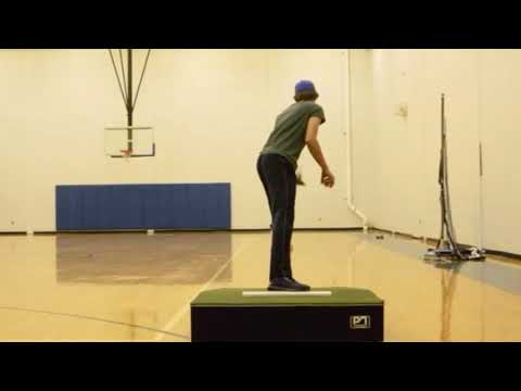 Wesley Rosencrance Recruitment Video RHP Baseball Buckhannon Upshur High School