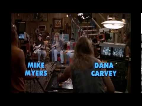 Waynes World Party Time Excellent Short
