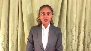 Janki Patel  F&B Service