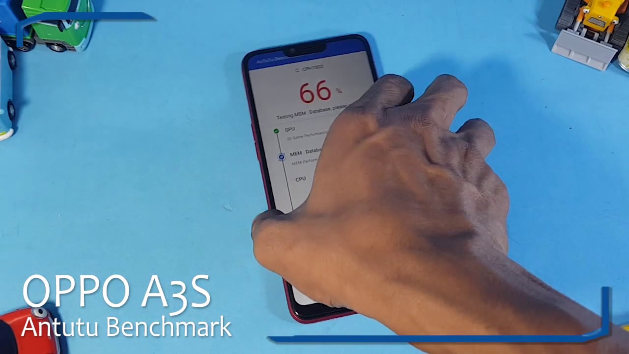Oppo A3s Antutu Benchmark Score Youtube Ram 2gb