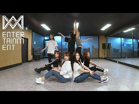 오마이걸(OH MY GIRL)_다섯 번째 계절(The fifth season)(SSFWL)(Dance Practice Video)