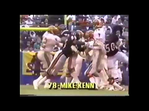 John Madden Endorses Mike Kenn