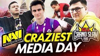 NAVI PUBG Сумасшедший Медиа День на GLL Grand Slam Video