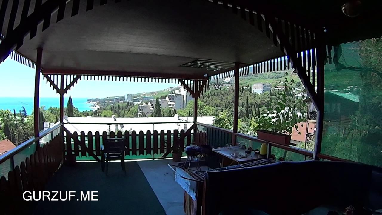 Гурзуф : Крым :  аренда жилья : Частный сектор : Беседка