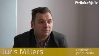 """""""Es nebaidos teikt taisnību!"""" - intervija ar uzņēmēju, producentu Juri Milleru 07.11.16"""
