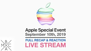 🔴 LIVE: APPLE SPECIAL EVENT | Full Recap & Reaction!