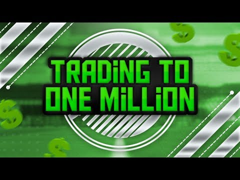 FIFA 17 - TRADING TO 1 MILLION COINS #1 - AMAZING START + SILVER TRADING!